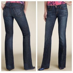 COH Margo #085 Stretch Low Waist Bootcut Jeans